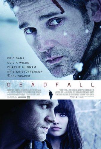 El póster de Deadfall