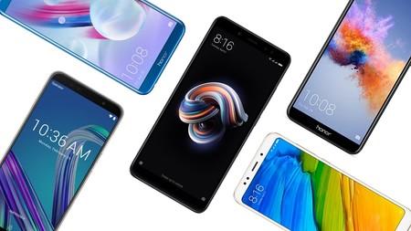 Tengo 3,499 pesos, ¿cuáles son los mejores smartphones que puedo comprar en México? (Edición 2018)