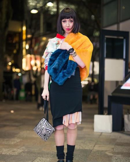street style tokio