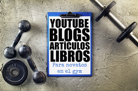 Los 21 artículos, blogs, canales de Youtube y libros para ponerte en forma desde cero