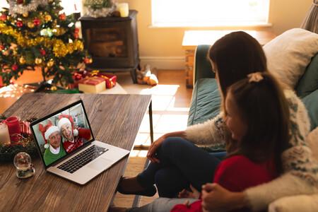 11 actividades por videollamada para que los niños celebren la Navidad con sus familiares aunque no puedan estar juntos