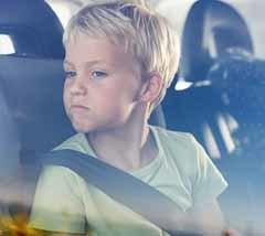 Nueva web de Chicco sobre la seguridad de los niños en el coche