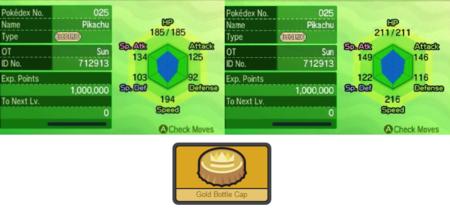 Gold Bottle Cap