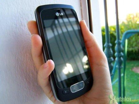 LG Optimus One (LG-P500): análisis completo. Android vuela sin abusar del bolsillo