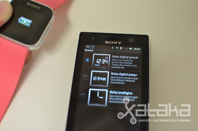 Sony Smartwatch tweet
