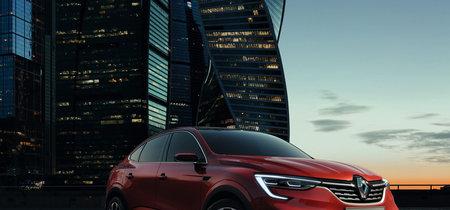 El Renault Arkana quiere convertirse en el BMW X4 del pueblo... ¿con alma de Captur latino?