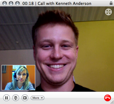 Skype 2.0 Beta para Mac