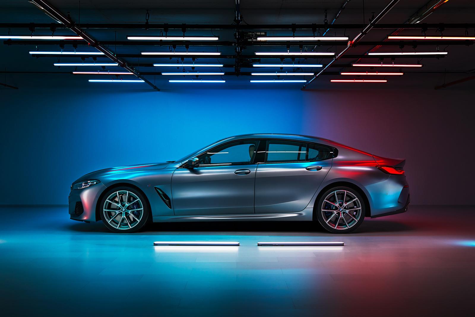 Foto de BMW Serie 8 Gran Coupé (presentación) (48/159)