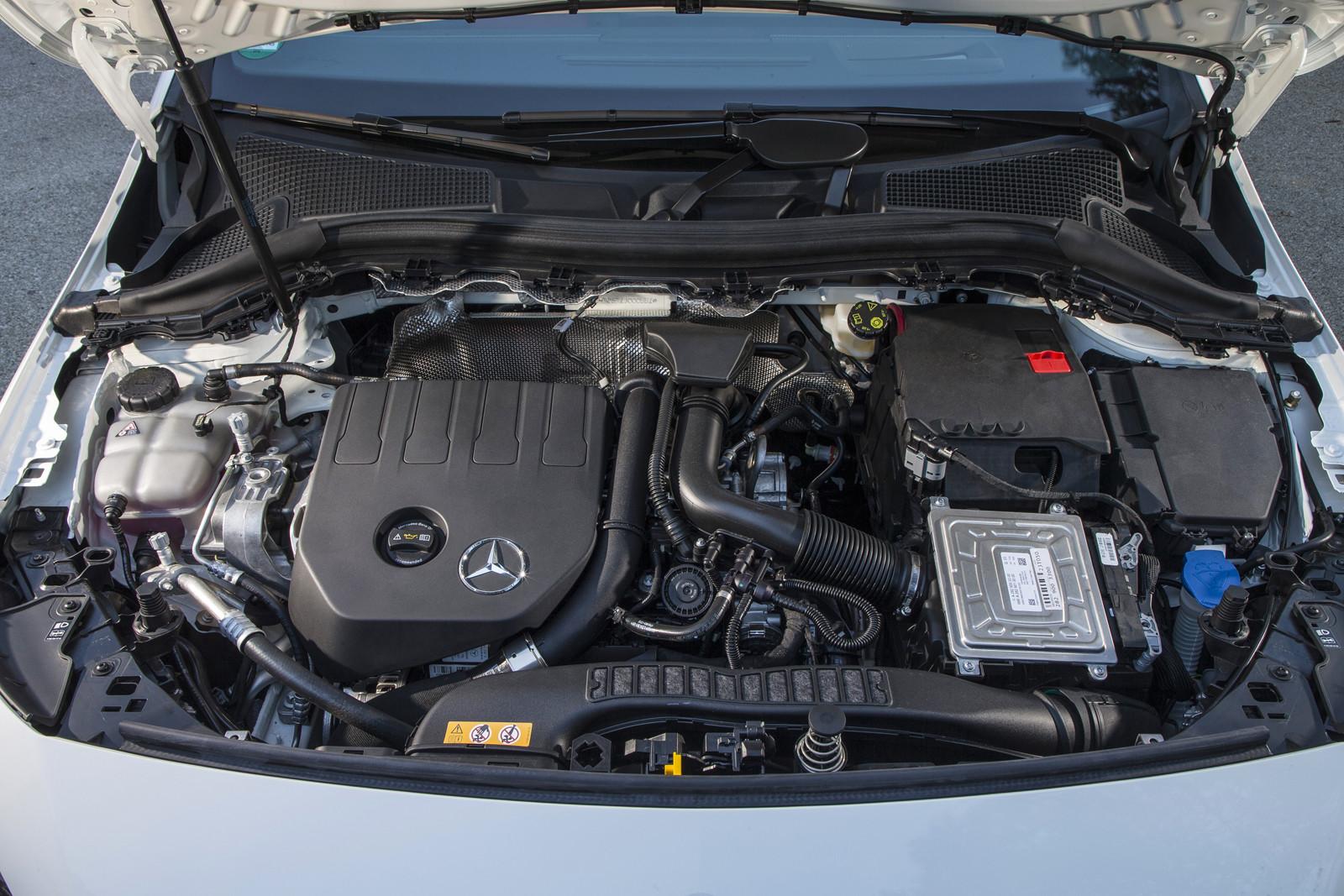 Foto de Mercedes-Benz Clase B 2019 (127/157)