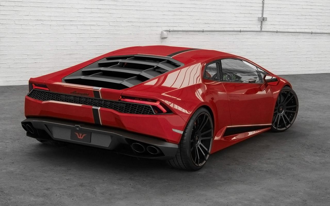 Foto de Lamborghini Huracan Wheelsandmore (3/10)