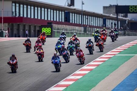 La igualdad de MotoGP plasmada en un dato: las seis marcas estuvieron en el 'top seven' en Portimao