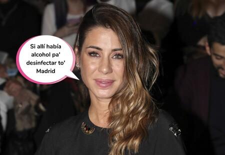 """Elena Tablada da la cara tras la polémica boda (sin restricciones) de su cuñada: """"Sé lo que significa no ser responsable"""""""