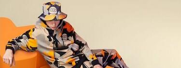 Bershka rompe con el esquema del camuflaje y lo vuelve más llamativo y urbano que nunca