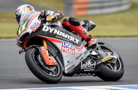 Sandro Cortese Moto2 Gp Japon 2015