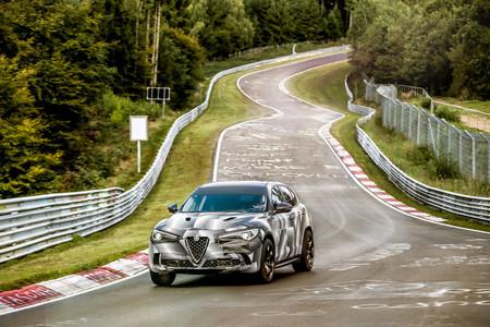 Alfa Romeo Stelvio Nurburgring