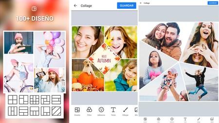 Aplicaciones Collages Android