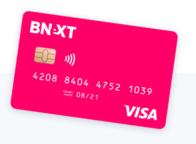 Bnext Visa