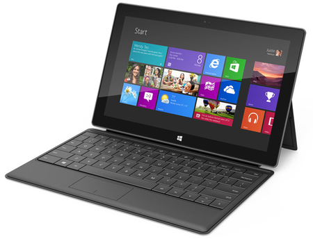 Los de Redmond publican la fecha de lanzamiento de Windows 8 y su tablet Microsoft Surface