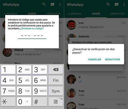 La verificaci n de dos pasos de whatsapp es tan molesta for Codigo nuevo instagram