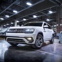 Volkswagen acaba de estrenar el Atlas y ya tiene su primer llamado a revisión