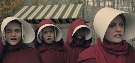 Aquí está el sugerente primer tráiler de la segunda temporada de 'The Handmaid's Tale'