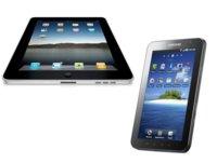 iPad y Samsung Galaxy Tab frente a frente