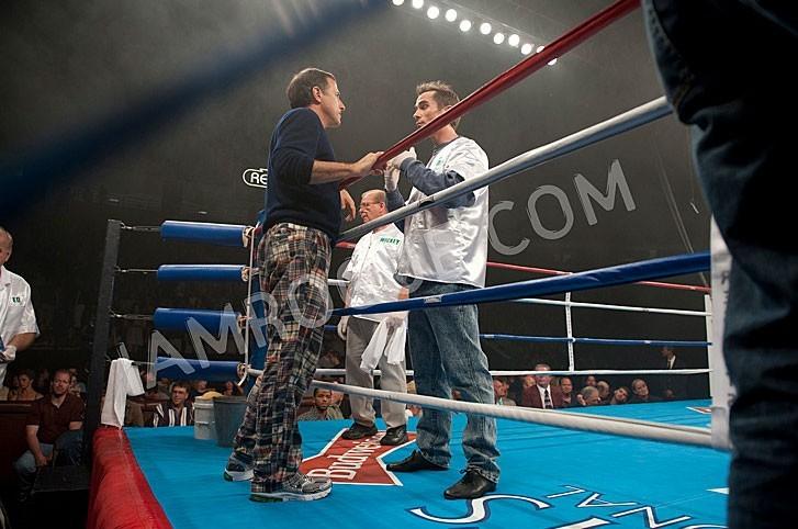 Foto de 'The Fighter' con Christian Bale y Mark Wahlberg, primeras imágenes de la película (5/9)