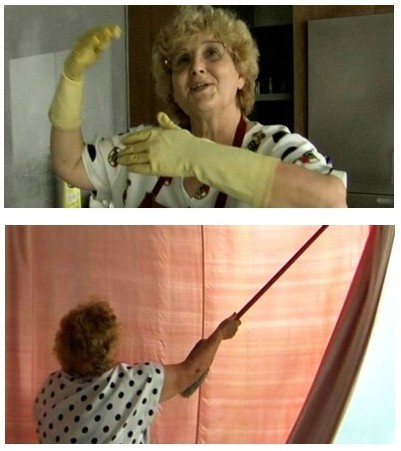 Guadalupe Acedo en la Casa Koolhaas
