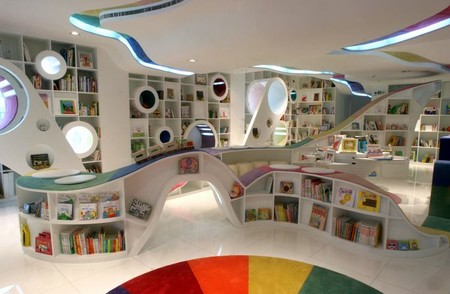 Kids Republic Book Store Beijing