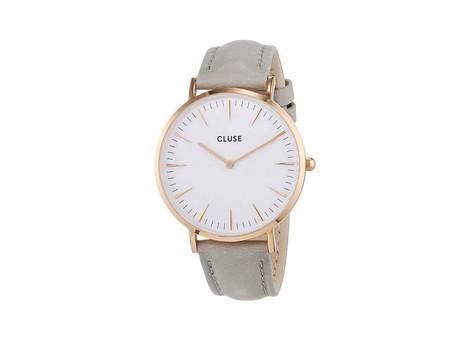 Reloj Cluse Gris Mujer