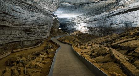 La cueva del Mamut: el laberinto de cuevas más grande del mundo