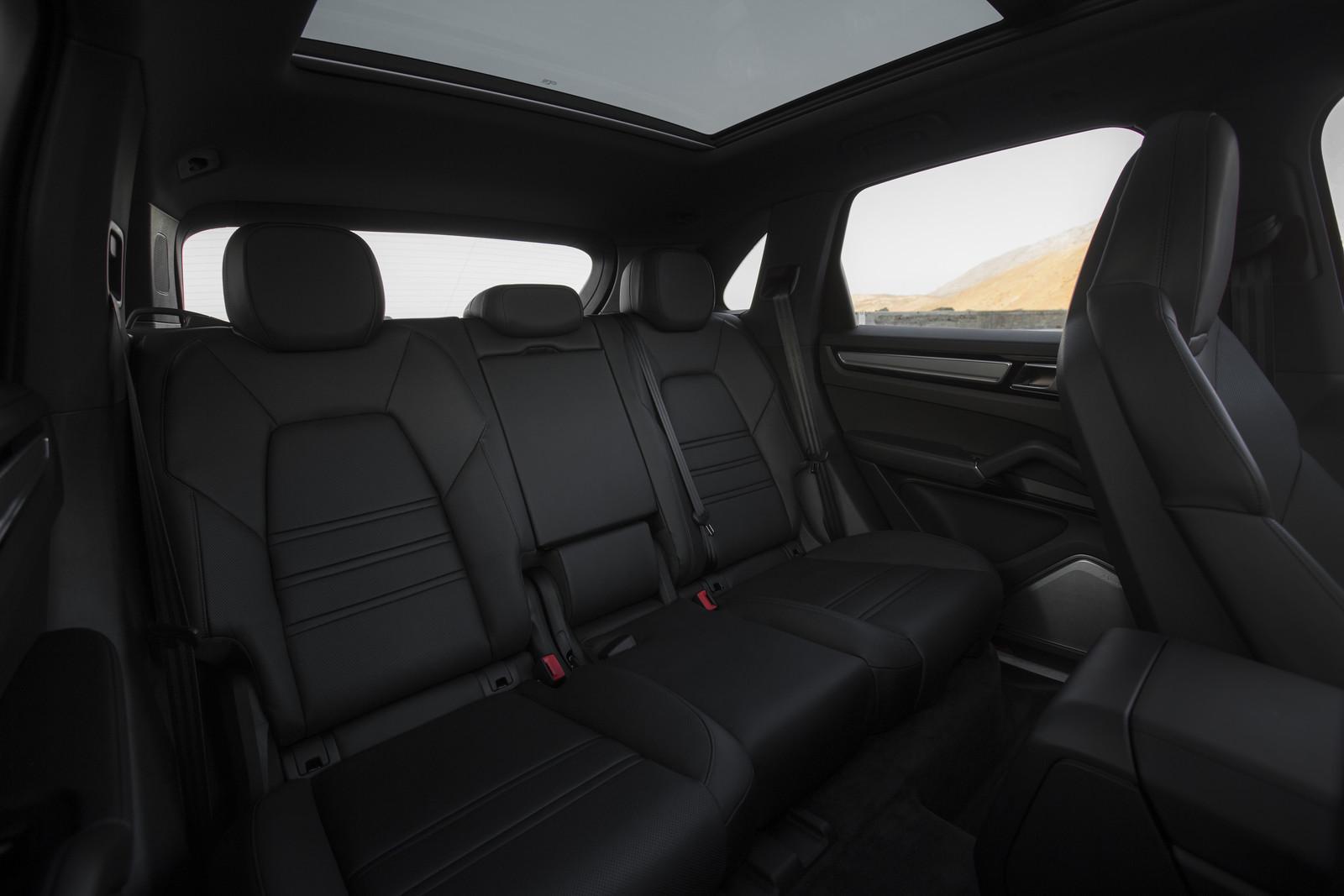 Foto de Porsche Cayenne S 2018 (50/57)