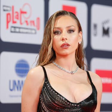 Ester Expósito y Begoña Vargas brillan en los Premios Platino en una alfombra roja repleta de rostros conocidos