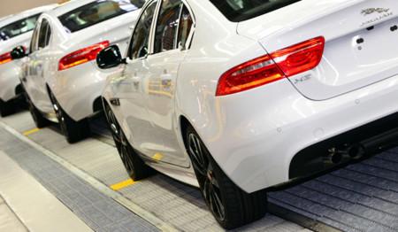 Comienza la producción del Jaguar XE