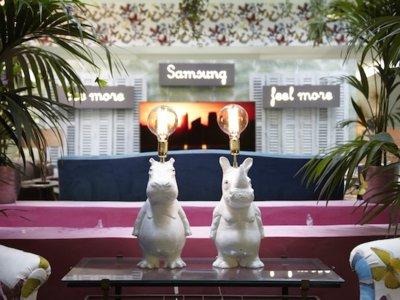 El oasis de Samsung by Guille García-Hoz en Casa Decor Madrid 2015