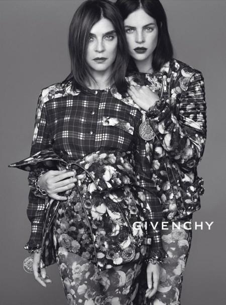 Givenchy campaña