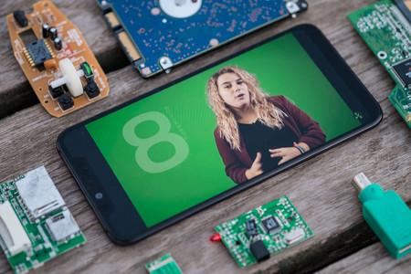 Xiaomi Mi 8 Pro Uso Video