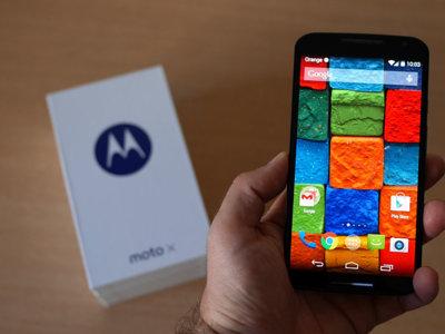 Motorola Moto X 2ª generación por 189 euros