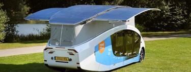 Esta autocaravana eléctrica y solar ya está preparada para recorrer Europa, y terminará su viaje en España