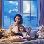 Más de 100 cuentos cortos para contar a los niños a la hora de dormir