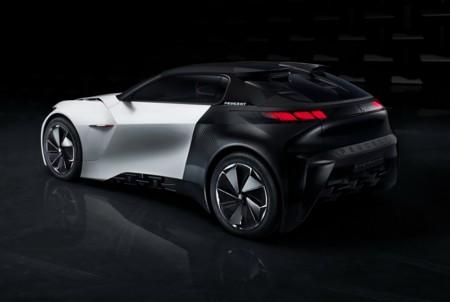 Peugeot Fractal 4
