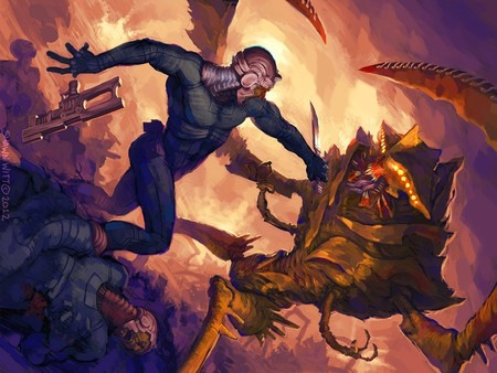 Netflix adaptará 'La vieja Guardia', una novela entre 'Starship Troopers' y 'Avatar'