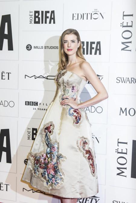 La alfombra roja de los British Independent Film Awards 2015, el reino de los horrores
