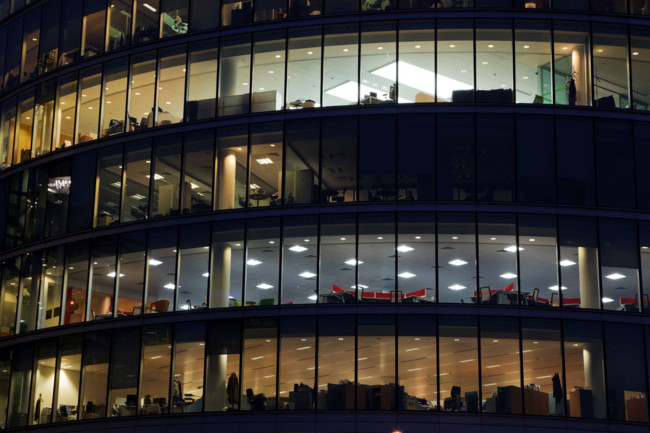 Offices At Night 11287917613w4vz