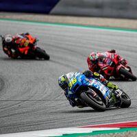 La importancia del 'holeshot' en MotoGP: Joan Mir casi gana la primera carrera que Suzuki lo montó en su moto