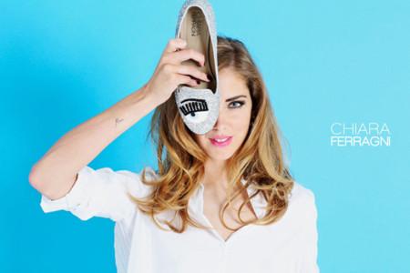 Chiara Ferragni con su nueva colección