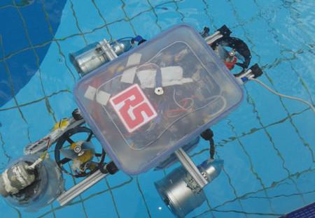 Coconut Pi, el robot sumergible que funciona con Raspberry Pi y Arduino