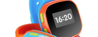 Por 34,99 euros puedes tener siempre localizados a los peques con este Alcatel Move Time