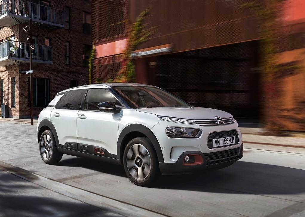 Foto de Citroën C4 Cactus (7/14)