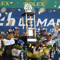 Netflix producirá un documental sobre la victoria de Fernando Alonso en las 24 horas de Le Mans